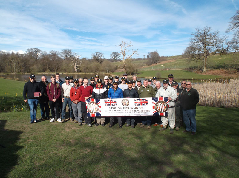 Mentors and guests at Chalybeate Springs
