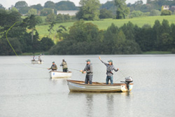 Soldiers fishing at Ravensthorpe