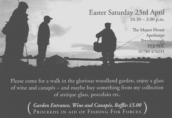 Brassey event invitation